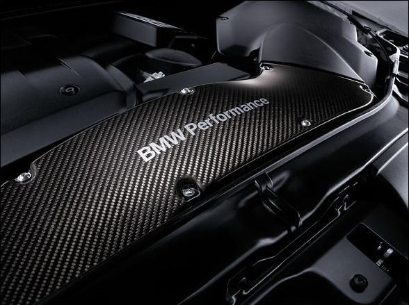 E46 325i/Ci/CiC BMW Performance Air Intake System - BMW (13-72-0-432-306)