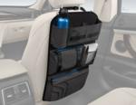 Seat-Back Storage Pocket - Blue Trim - BMW (52-12-2-406-212)