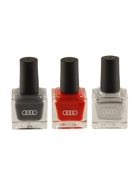 Audi Nail Lacquer Set - Day - Audi (ACM-J50-0)