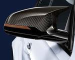 F87 M2C, F8x M3 & M4 M Performance Carbon Fiber Mirror Covers - Right - BMW (51-14-2-348-098)