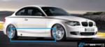 E8x 1 Series BMW Performance Side Aerodynamic Kit