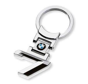 genuine bmw bmw key ring 7 series 809027 80 27 2 454 653 free