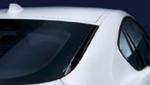 F16 X6 M Performance Gloss Black Tail Fin Set