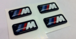M Wheel Badge/Emblem