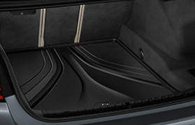 F36 4 Series Fitted Luggage Compartment Mat - Gran Coupe - BMW (51-47-2-357-149)