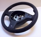 E46 ZHP Alcantara Multifunction Steering Wheel