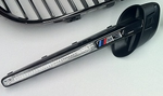 E90 M3 Edition Sedan Black Chrome Side Grill - Right