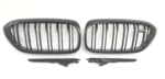 F90 M5 M Performance Gloss Black Kidney Grille & Side Gill Set