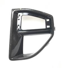 G05 X5 M Performance Carbon Fiber Brake Air Inlet Cover - Left - BMW (51-11-2-455-497)