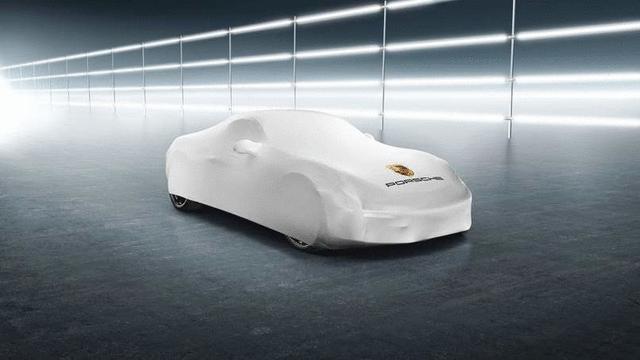 918 Spyder (2015) Indoor Car Cover - Porsche (918-721-201-00)