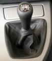 Illuminated Leather M Shift Knob without Boot