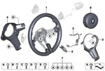 F3x 3 & 4 Series M Sport Steering Wheel Retrofit Kit