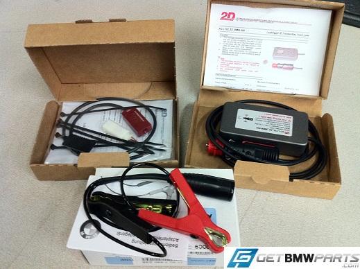 Infrared Transmitter/Receiver Kit for BMW Performance Electronic Steering Wheel - BMW (PKITRANS)