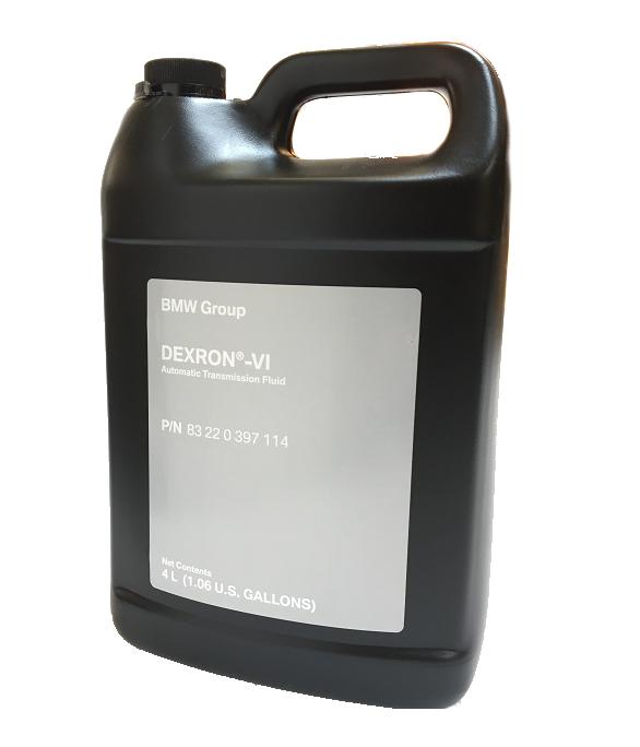 DEXRON-VI Automatic Transmission Fluid - 4 L