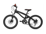 BMW Junior Cruise Bike - Frozen Black/Red