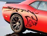 SRT Hellcat Challenger Body side Graphic - Mopar (82214963)