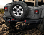 18-19 JL Wrangler Rubicon Front & Rear Bumper Conversion Kit - Mopar (51215342)
