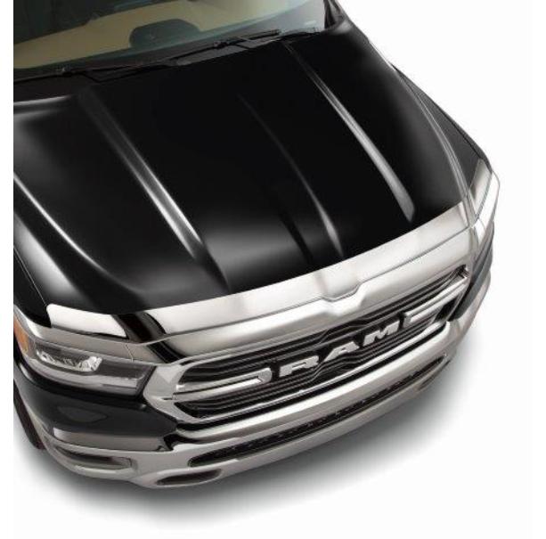 Front Air Deflector - Chrome - Mopar (82215475)