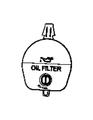 OIL Filter Access Door