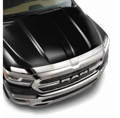 Front Air Deflector - Chrome