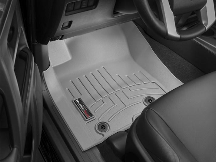 2012 - 2014 Toyota Camry Grey Front FloorLiner - Custom (464001)