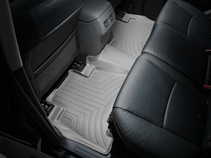 2012 - 2015 Toyota Camry Grey Rear FloorLiner - Custom (464002)