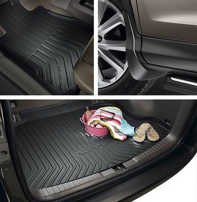 HONDA PROTECTION BUNDLE FOR 2012-2016 CR-V - Honda (PROPACK6040)