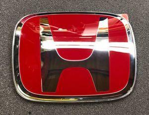 Emblem, Front (H) - Honda (75700-TGH-A01)