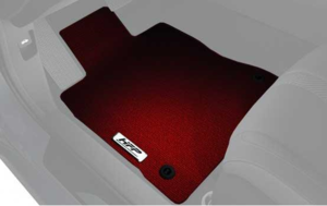 HFP Red Carpet Floor Mat Set - Coupe - Honda (08P15-TBJ-110A)