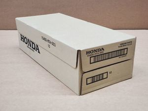 Case of 10 Oil Filters, 15400-RTA-003, Made in Japan - Honda (15400-RTA-003-CASE)