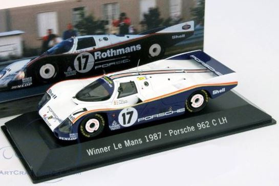 WINNER LEMANS 1987 - Porsche (MAP-020-287-13)