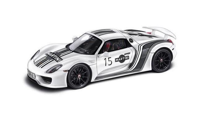 MODEL CAR 918 SPYDER - Porsche (WAP-021-022-0E)