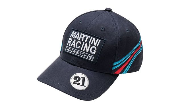 MARTINI RACING CAP - Porsche (WAP-550-001-0J)