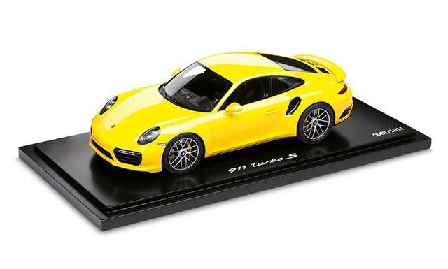 MODEL CAR 911 TURBO - Porsche (WAP-021-136-0G)