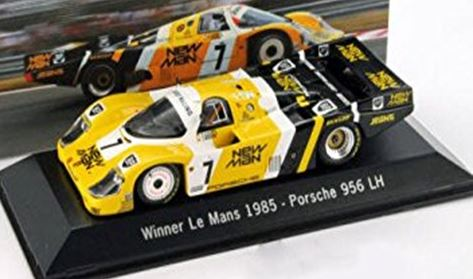 WINNER LE MANS 1985 - Porsche (MAP-020-285-13)