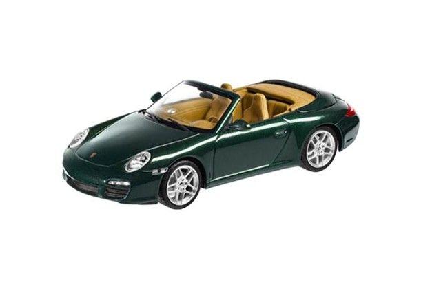 MODEL CAR 911 S CAB. GRN - Porsche (WAP-020-014-18)
