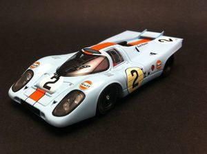 WINNER DAYTONA 1971 - Porsche (MAP-020-271-14)