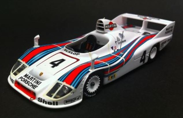 WINNER LE MANS 1977 - Porsche (MAP-020-277-13)