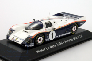 WINNER LE MANS 1986 - Porsche (MAP-020-286-13)