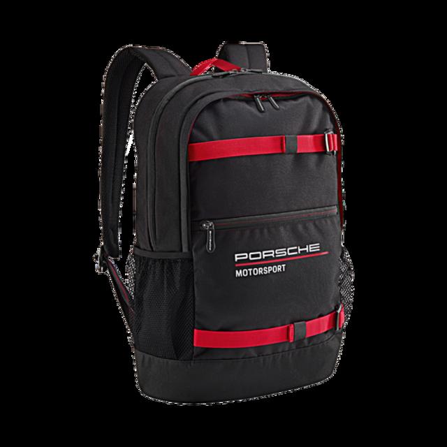 Backpack Black - Porsche (WAP-035-003-0L-FMS)