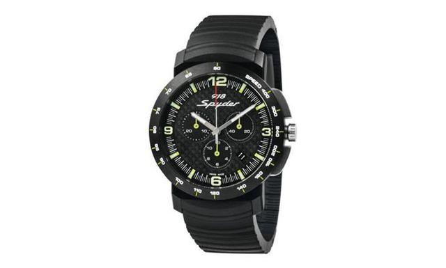 Watch 918 Spyder Edition Chronograph - Porsche (WAP-070-081-0D)