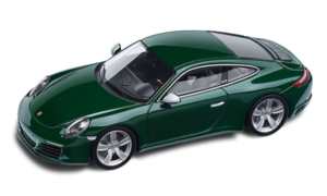 MODEL CAR 911 GREEN - Porsche (WAP-020-910-0H)