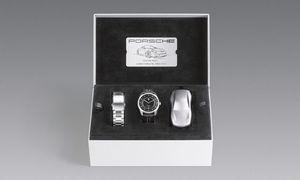 Premium Classic automatic watch – limited edition - Porsche (WAP-070-100-0G)