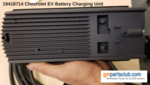 Home Charging Station, 220/240V 32A EV Battery Wall Charger Unit with 25FT Cable - GM (19418714)