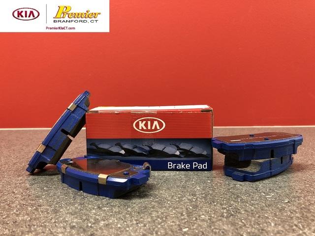 2 Wagner Brake Disc Brake Pad Set Front Rear For Kia Soul