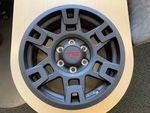 Wheel - Toyota (PTR20-35110-BK)