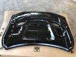11-18 Dodge Durango SRT Performance Hood Metal e-Coat Bezels Mopar OEM - Mopar (SWMSRTDURANGO)