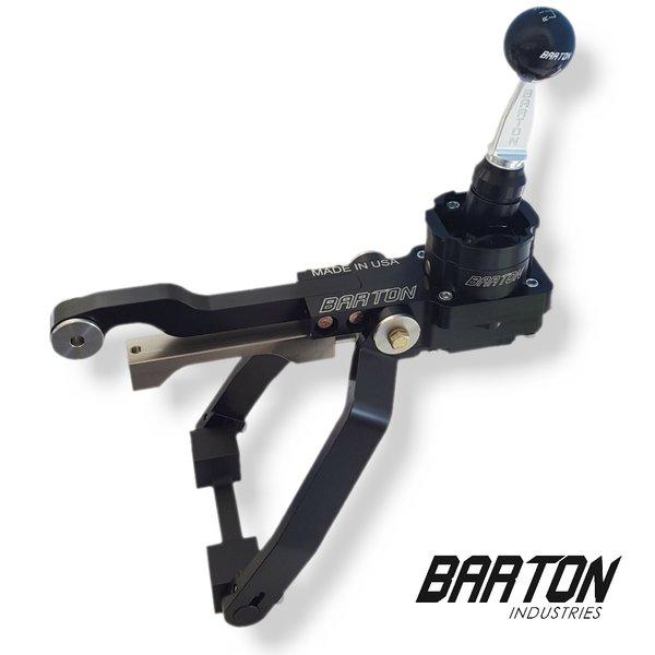 15-17 Ford Mustang Manual Transmission Short Throw Barton Shifter Hybrid Stick - Mopar (BMHYB15-2B)