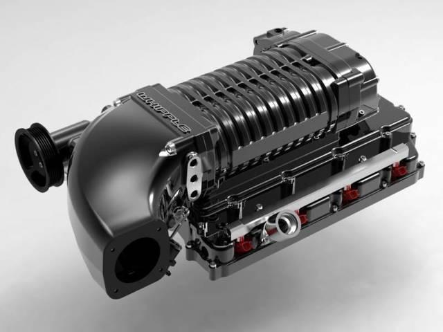 11-17 Challenger Charger 300 6.4L Hemi Whipple Supercharger Tuner Kit - Mopar (WHIPPLE6.4L)