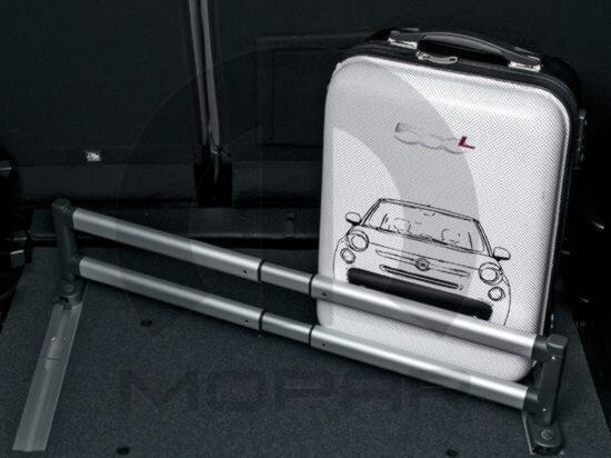 Cargo Organizer, Aluminum Telescopic Bar - Mopar (68218339AA)